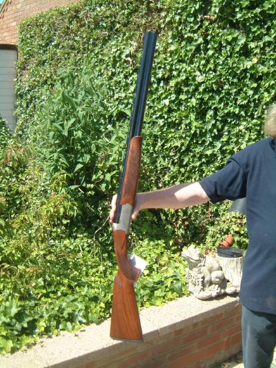 UK Gunroom: Fabarm Elos B Field 12 gauge Shotgun (for sale)