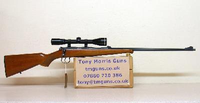 UK Gunroom: B R N O Model 2 threaded   22 LR Rifle (for sale)