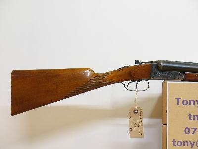 UK Gunroom: Armas Gib Game gun BLE 12 gauge Shotgun (for sale)