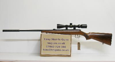 UK Gunroom: B R N O Model 2  22 LR Rifle (for sale)